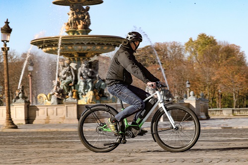 Valeo e-Bike, from automotive to bicycles