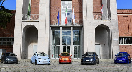 Fiat presenta nuova 500 Full Electric